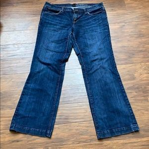 GAP Long and Lean Jeans